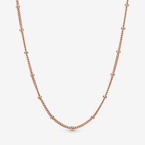 🔥Pandora🔥Beaded Chain Necklace